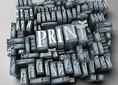 Print Marketing category